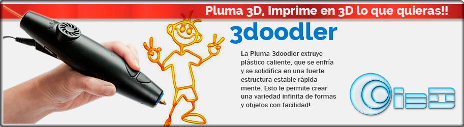 Pluma 3Doodler